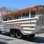Ride the Ducks San Francisco Bay Tour, Amphibious Vehicle