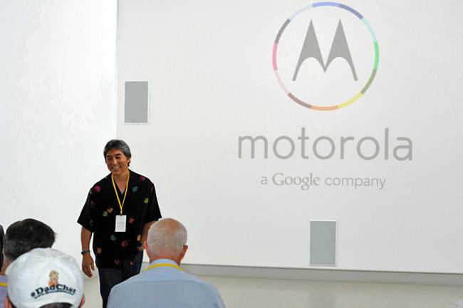 Motorola Moto X MotoX Event at Google with Guy Kawasaki