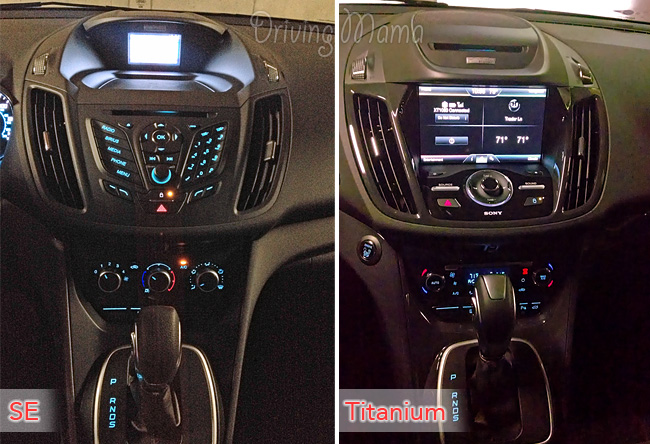 2014 Ford Escape Review for Families  SE  Titanium Models