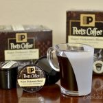Peet's K-Cup Singe Serve Coffee Cups for Keurig