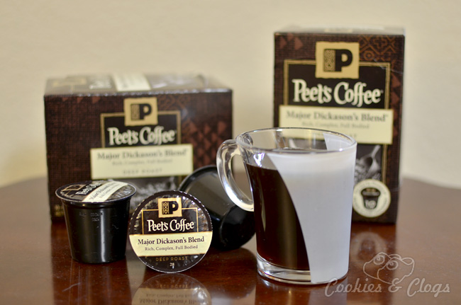 a923e628b28 Freshly Made Peet's Coffee Now Available From Your Home Keurig Machine