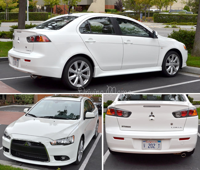 2014 mitsubishi lancer gt family car sports car both. Black Bedroom Furniture Sets. Home Design Ideas