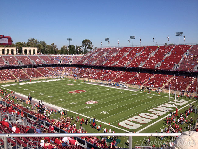 Stanford University vs UCLA - Family-Friendly Football? # ...