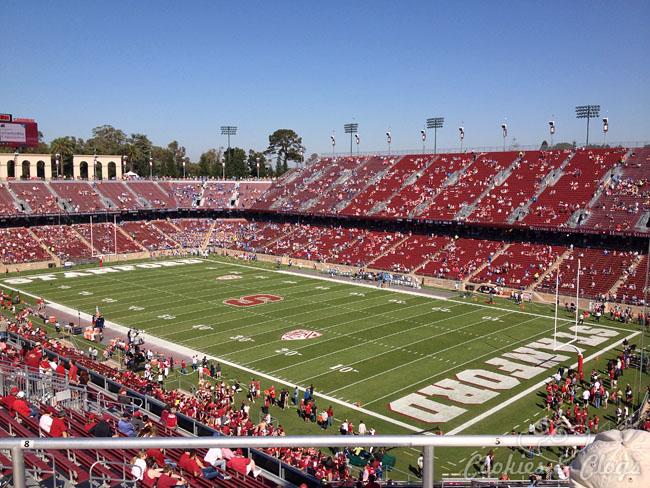 Stanford University vs UCLA - Family-Friendly Football? # ...