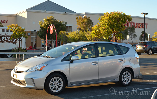 Beautiful 2014 Toyota Prius V Family Hybrid Review