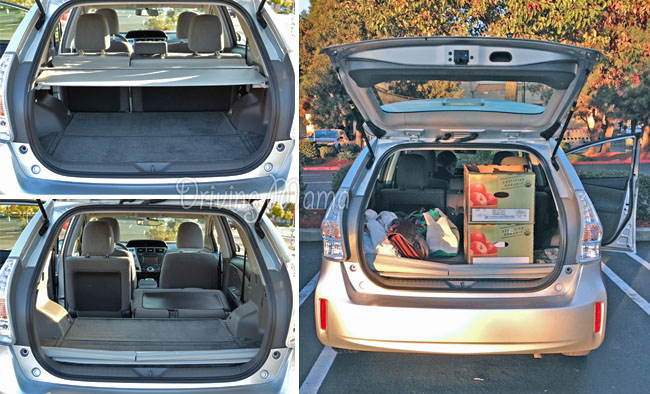 how the 2014 prius v review compares to other hybrid models makes. Black Bedroom Furniture Sets. Home Design Ideas
