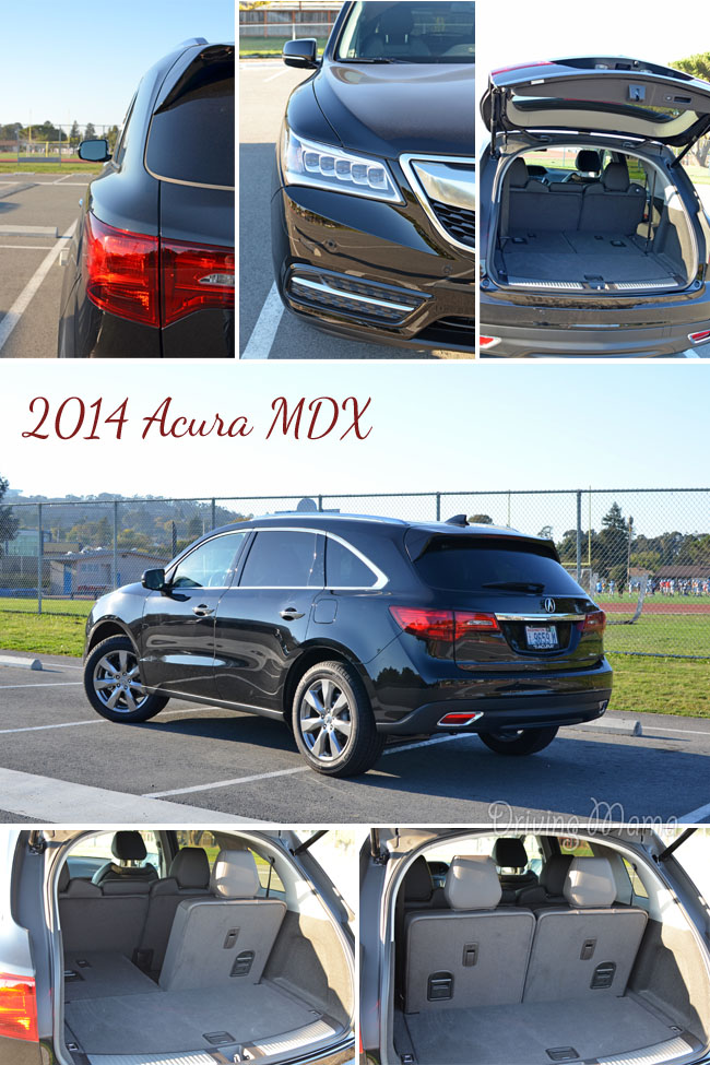 2014 acura mdx review luxury crossover for tech savvy families cars