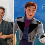 From Hans, With Love – Interview w/ Santino Fontana on Disney's Frozen Movie #DisneyFrozenEvent