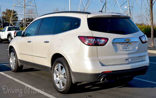 is the 2014 chevrolet chevy traverse the right suv for your family. Black Bedroom Furniture Sets. Home Design Ideas