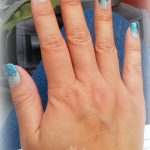 Disney's Frozen Movie Inspired Nail Art Design: 6-Step Tutorial #DisneyFrozenEvent