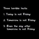 Monday Quote: Three Undeniable Facts #Quotes