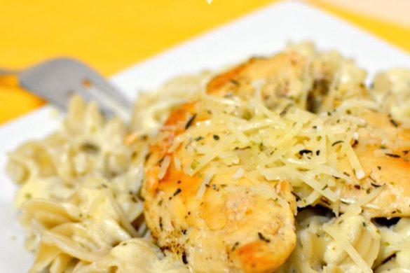 Gluten-Free Chicken Alfredo Recipe