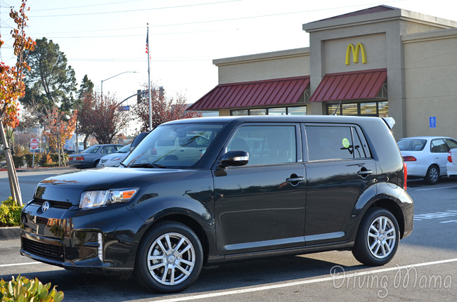 how the 2014 scion xb translates to real world usage on the road cars. Black Bedroom Furniture Sets. Home Design Ideas
