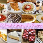 12 Sweet & Savory Pie Recipes Totally Worth Breaking Your Diet For