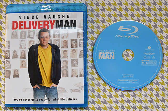 Touchstone Pictures Delivery Man on Blu-ray review