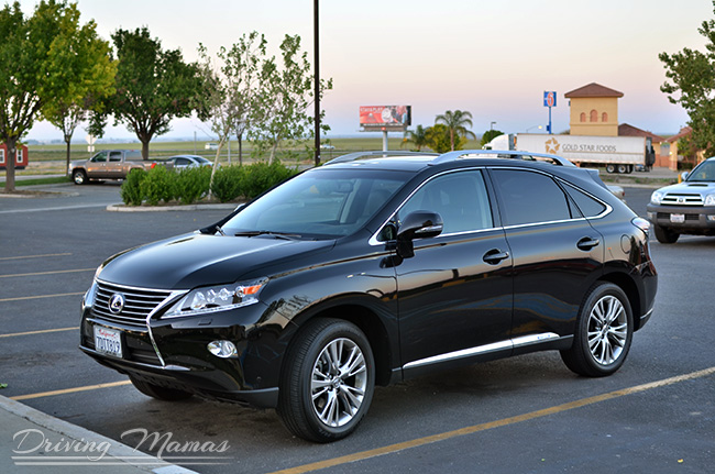 2014 lexus rx450h hybrid suv review the 6 hr family road trip cars. Black Bedroom Furniture Sets. Home Design Ideas