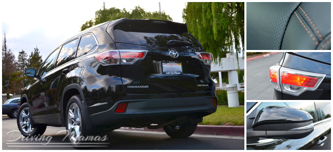 2014 Toyota Highlander Limited Crossover SUV Family Review #Cars