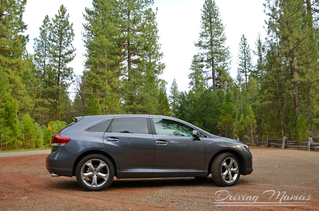2014 toyota venza crossover family review cars. Black Bedroom Furniture Sets. Home Design Ideas