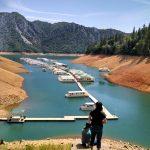 Shocking But Beautiful Photo of Lake Shasta Water Level – Lake Shasta, CA #Photography #Travel