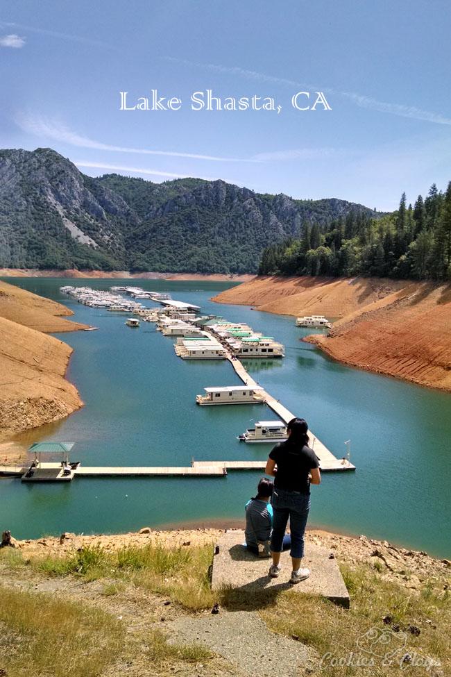 Shocking Photo of Lake Shasta Water Level - CA # ...