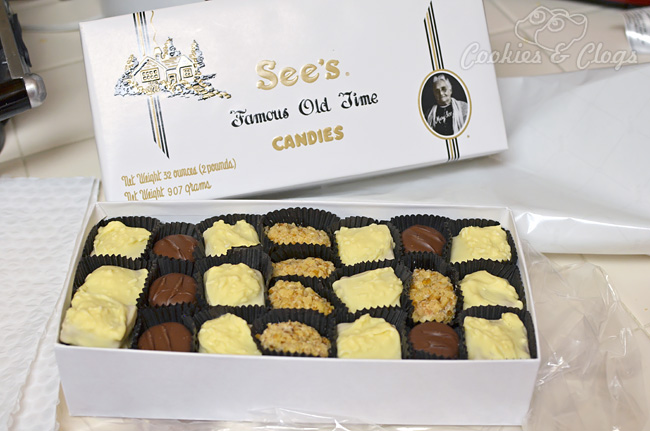Celebrate Your Teachers and Grads with See's Candies #GF