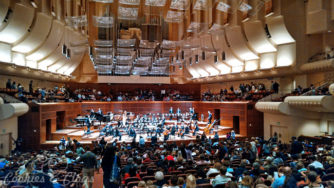 San Francisco Symphony Music for Families at Davis Symphony Hall in San Francisco, CA #sanfrancisco