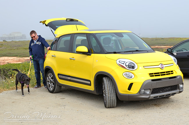 2014 Fiat 500L Review  Fiat 500 Pop Comparison Cars