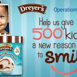 A Reason To Smile – Help Dreyer's Donate 500 Surgeries to Operation Smile