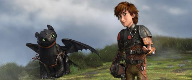 How to Train Your Dragon 2 - IMAX Experience #HTTYD2