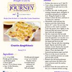 Gratin Dauphinois Easy Scalloped Potatoes Recipe