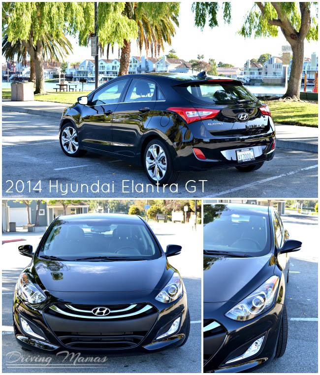 Hyundai Elantra Hatchback 2014: Stylish GT + Impressive MPG