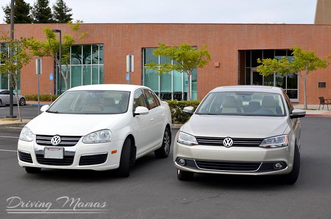 2014 Volkswagen Jetta vs 2006 Volkswagen Jetta