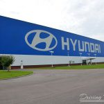 Meeting the 2015 Sonata at Hyundai USA Alabama Plant #NewSonata