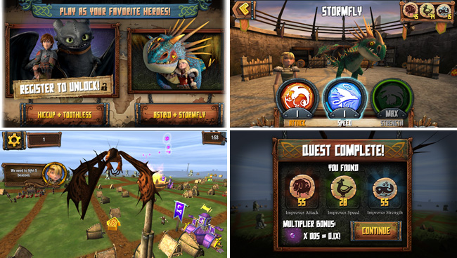 Image of: Daxter School Of Dragons Charitypoks How To Train Your Dragon Psp Games Charitypoks