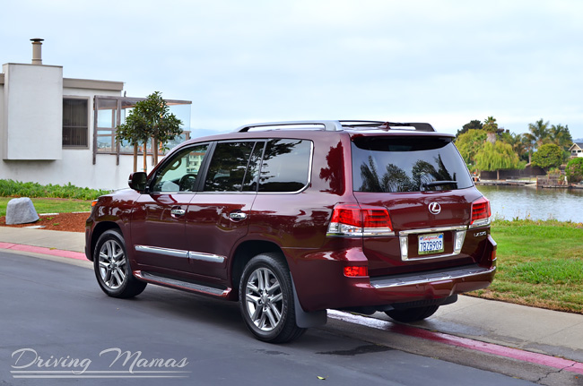 2014 Lexus LX 570 Price, Features U2013 Family SUV Review #cars #carshopping