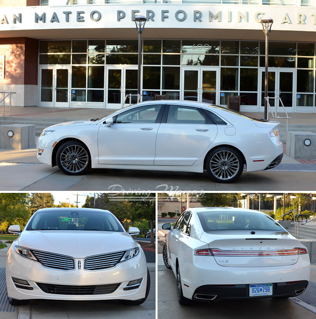 2014 lincoln mkz hybrid review luxury fuel economy. Black Bedroom Furniture Sets. Home Design Ideas