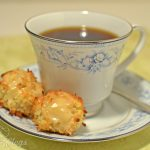 International Coffee Day w/ Coffee-Glazed Macaroons Recipe