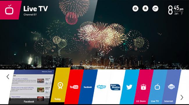 LG OLED TV Product Demo #LGOLEDTV #technology