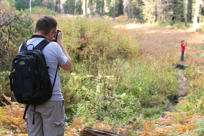 People and Nature Photography in Kings Canyon Zumwalt Meadow #photography #travel