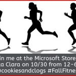 Join Me in Santa Clara for Free Fall Fitness Fun & Fab Prizes!