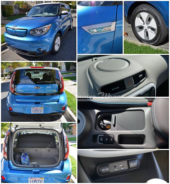 Kia Soul Ev An Electric Vehicle W Mainstream Appeal