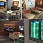 American Express Centurion Lounge at SFO