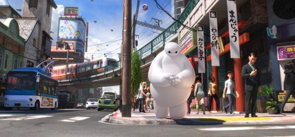 Big Hero 6 Movie Review – Hero and Baymax #BigHero6 #BigHero6Event