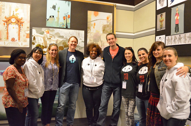 Big Hero 6 Press Day at the Disney Animation Building – Interview with Don Hall and Chris Williams