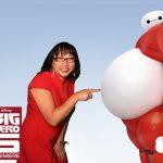 Big Hero 6 Premiere After-Party Photo Booth #BigHero6Event #BigHero6