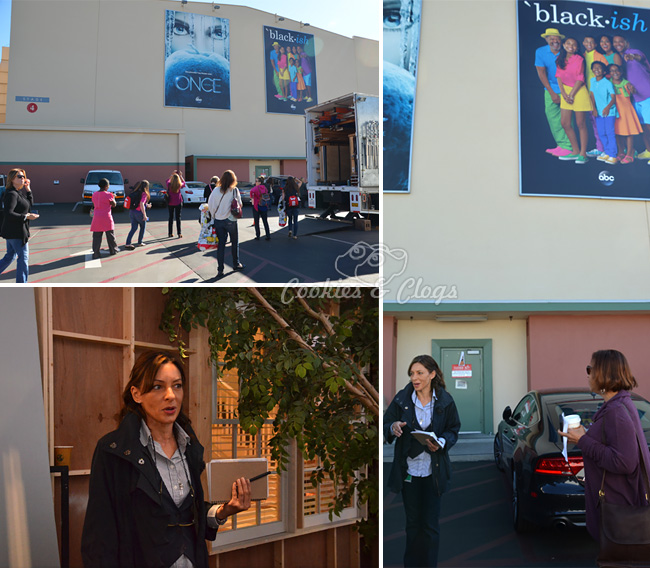 Behind-the-Scenes Set Tour of black-ish, family comedy tv sitcom on ABC
