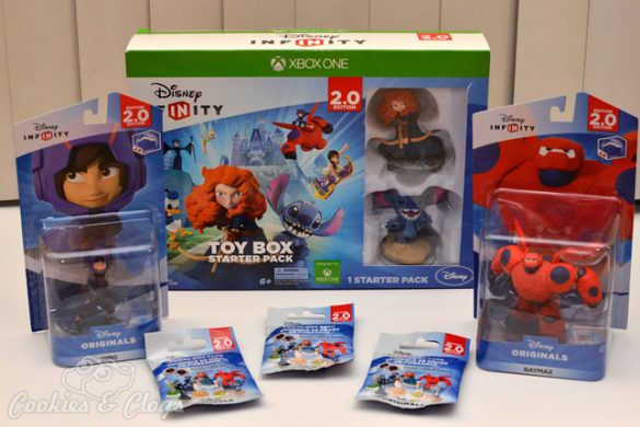 Fill Your Black Friday w/ Disney Infinity 2.0 & Big Hero 6 Toys!