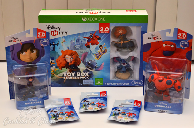Fill Your Black Friday w/ Disney Infinity 2.0 & Big Hero 6 Toys!