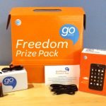 New AT&T GoPhone Plan for $45/Mo + Freedom Kit Giveaway #GoPhone