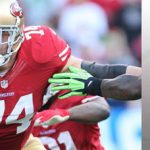 Joe Staley of the San Francisco 49ers NFL Team